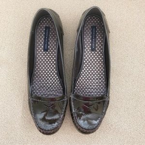 Tommy Hilfiger Patent Leather Loafers